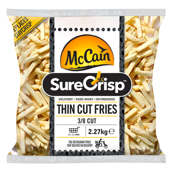 Thin Cut Fries