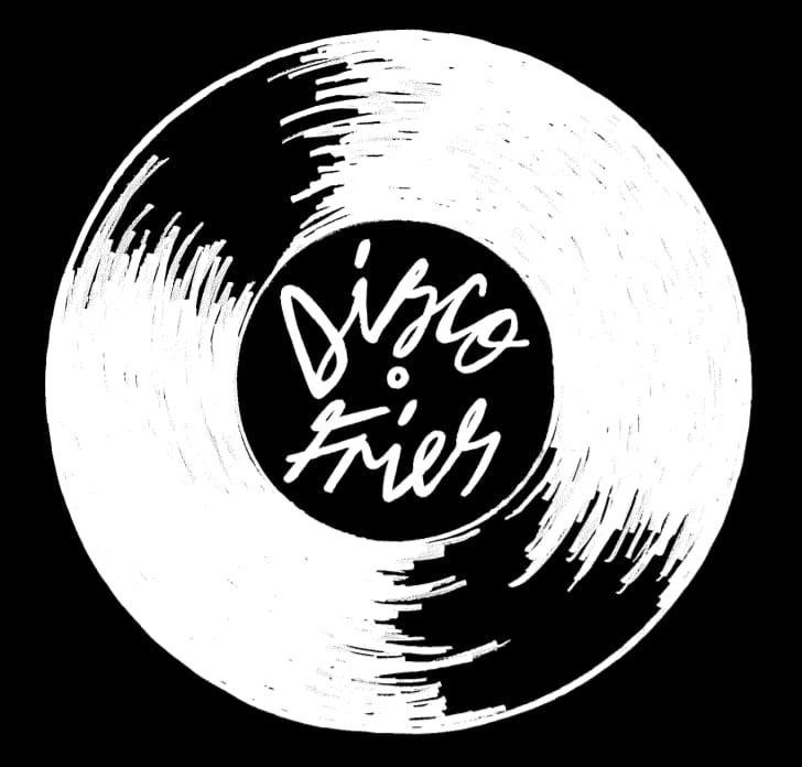 Disco Fries Logo